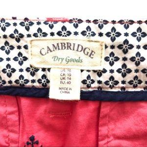 Cambridge Dry Goods Skirts - NWT Cambridge Dry Goods Nautical Themed Skirt